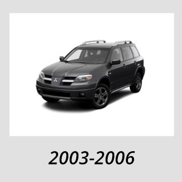 2003-2006 Mitsubishi Outlander
