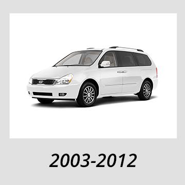 2003-2012 Kia Sedona
