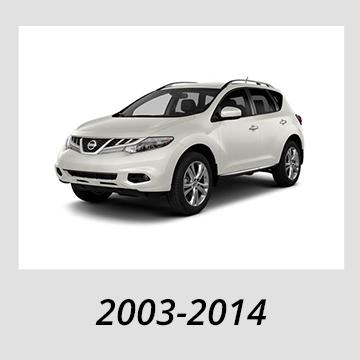 2003-2014 Nissan Murano