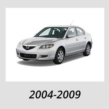 2004-2009 Mazda 3