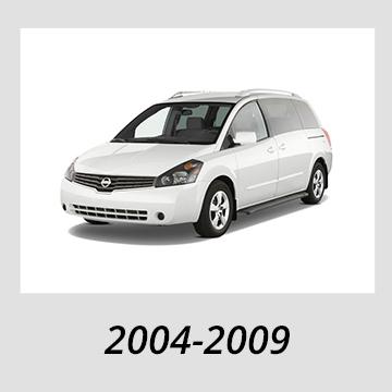2004-2009 Nissan Quest