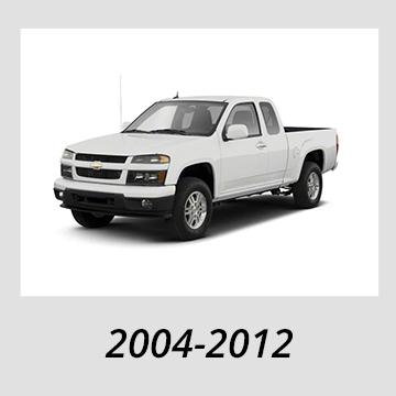 2004-2012 Chevrolet Colorado