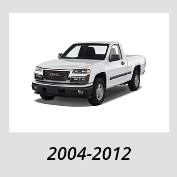 2004-2012 GMC Canyon