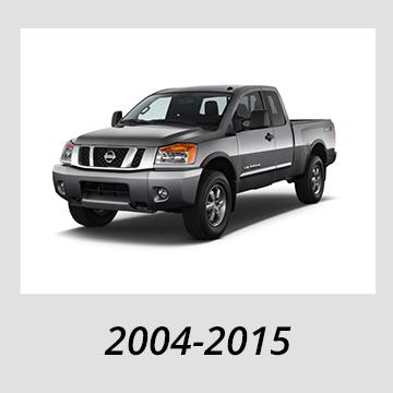 2004-2015 Nissan Titan