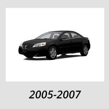 2005-2007 Pontiac G6