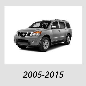 2005-2015 Nissan Armada