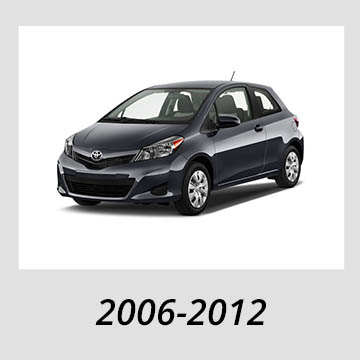 2006-2012 Toyota Yaris