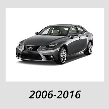 2006-2016 Lexus IS Sedan