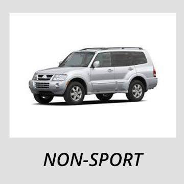 Mitsubishi Montero Non-Sport