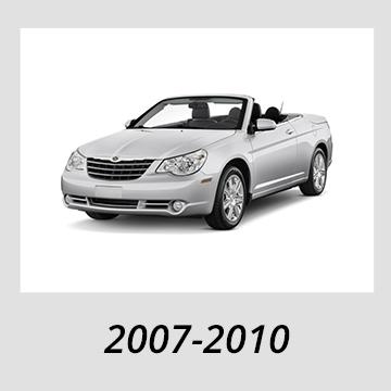 2007-2010 Chrysler Sebring Convertible
