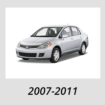 2007-2011 Nissan Versa