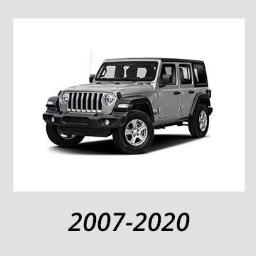 2007-2020 Jeep Wrangler