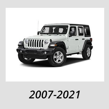 2007-2021 Jeep Wrangler