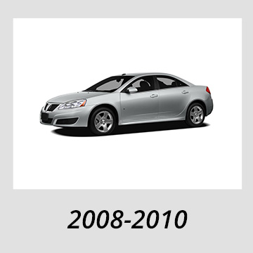 2008-2010 Pontiac G6