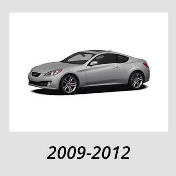 2009-2012 Genesis Coupe