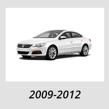 2009-2012 VW CC