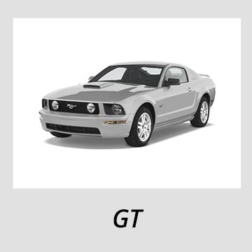 2005-2009 Ford Mustang GT