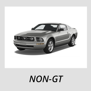 2005-2009 Ford Mustang Non-GT