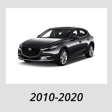 2010-2020 Mazda 3