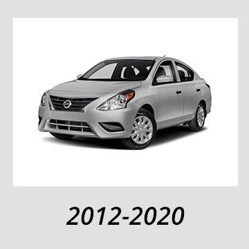 2012-2020 Nissan Versa