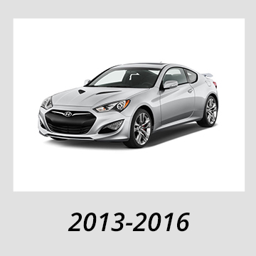 2013-2016 Genesis Coupe