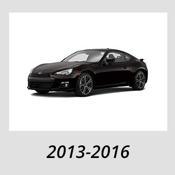 2013-2016 Subaru BRZ