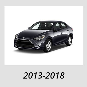 2013-2018 Toyota Yaris