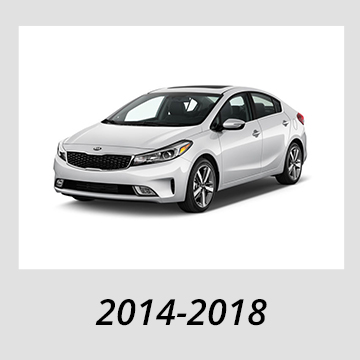 2014-2018 Kia Forte Sedan