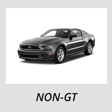 2010-2014 Ford Mustang Non-GT