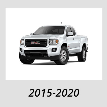 2015-2020 GMC Canyon