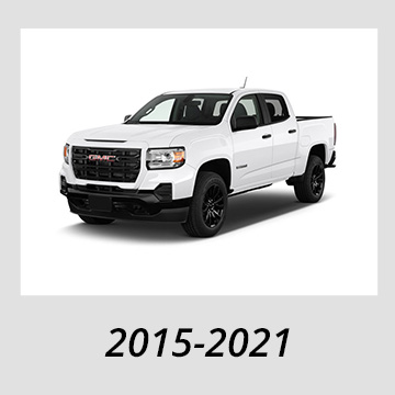 2015-2021 GMC Canyon