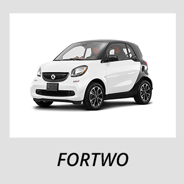 2005-2016 Smart Fortwo