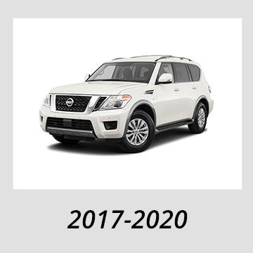 2017-2020 Nissan Armada
