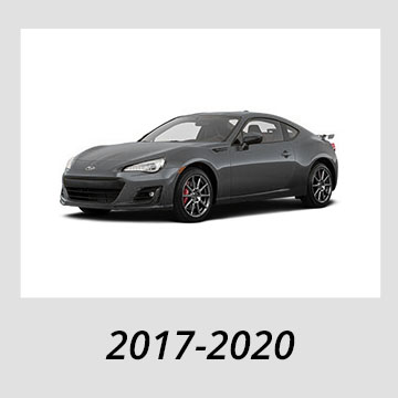 2017-2020 Subaru BRZ