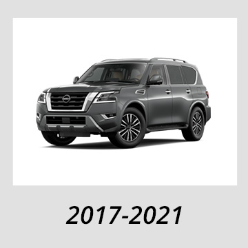 2017-2021 Nissan Armada