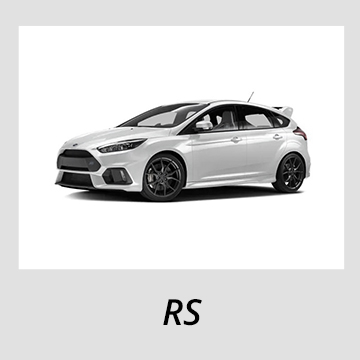 2012-2018 Ford Focus RS