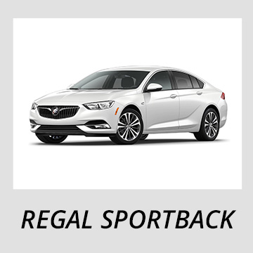 2018-2020 Buick Regal Sportback