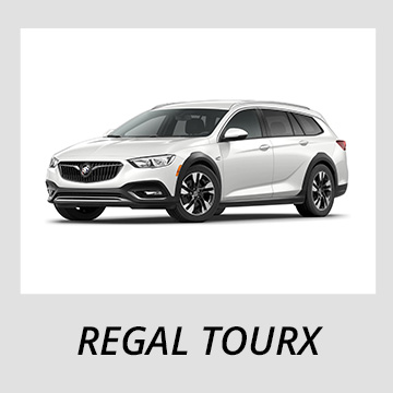 2018-2020 Buick Regal TourX
