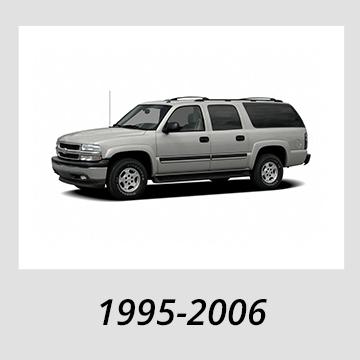 1996-2006 Chevrolet Suburban