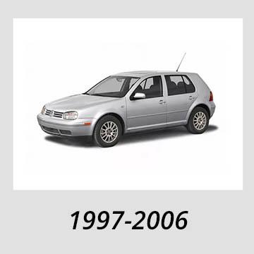 1997-2006 VW Golf