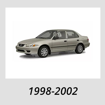 1998-2002 Toyota Corolla