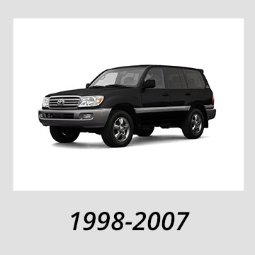 1998-2007 Toyota Land Cruiser