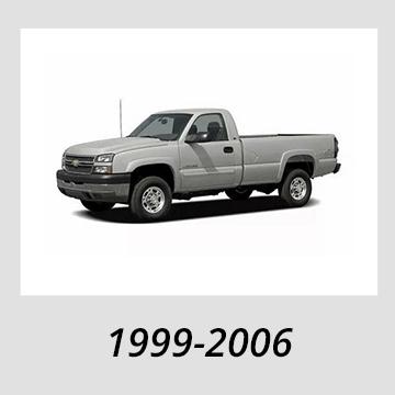 1999-2006 Chevrolet Silverado 2500/3500